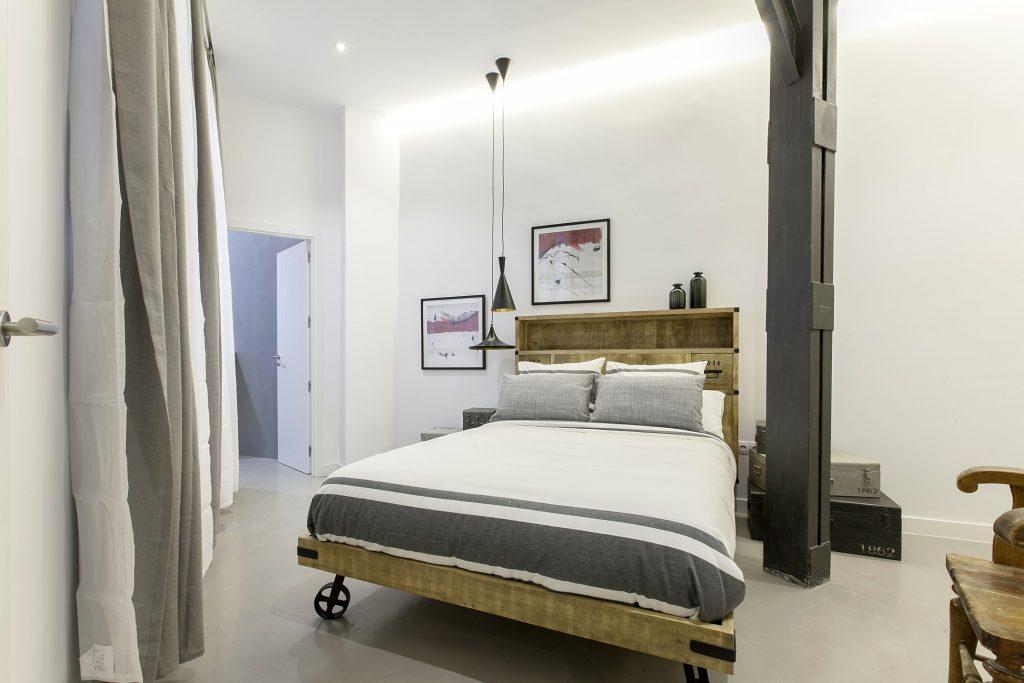 Dormitorio principal_casa Preciados_Luis Higueras