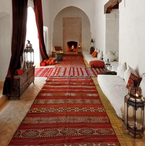 Alfombra-kilim-marroqui
