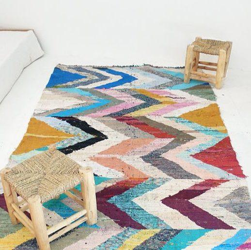 alfombra-beréber-geometrica-de-colores