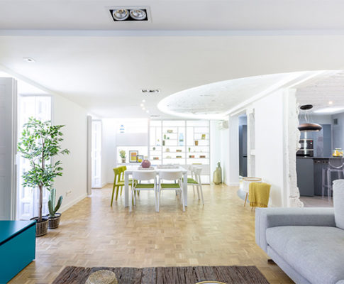 Estilismo para Home Staging